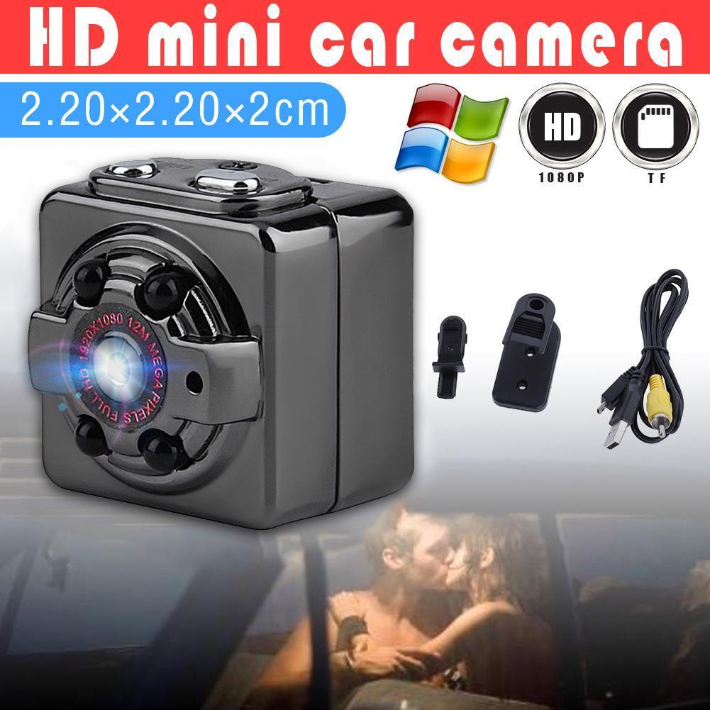 1080P VERSTECKTE KAMERA MINI VIDEO RECORDER ÜBERWACHUNG AUTO SPY CAM CAMERA HD