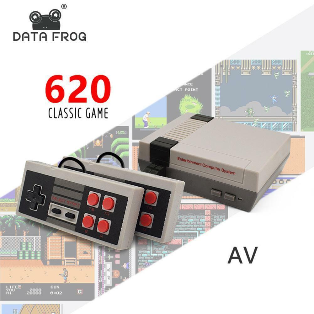 TV Handgehalten Videospiel Konsole Av 8Bit Retro Gaming Player Einbau 500/620