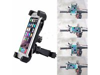 Universal Motorcycle Pro MTB Bicycle Handlebar Mount Holder GPS Cell Phone