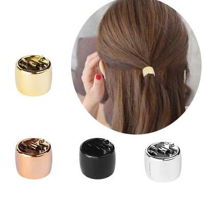Mini Haarklammer Haarclip Haarring Haarspange