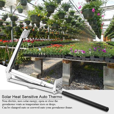 Greenhouse Window Opener Vent Autovent Solar Heat Sensitive Automatic - Automatic Roof Window Opener