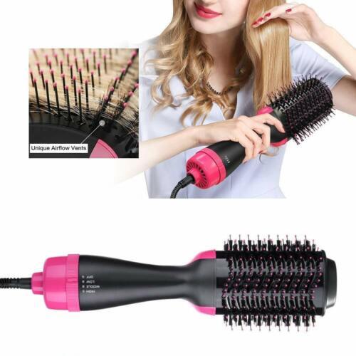 4 In 1 Haartrockner Heißluftbürste Multifunktion Heißluft Lockenwickler DHL