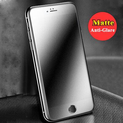 5D Anti-Glare Full Cover Matte Temper Glass Screen Protector for iPhone XS Max Iphone Anti Glare Screen Protector
