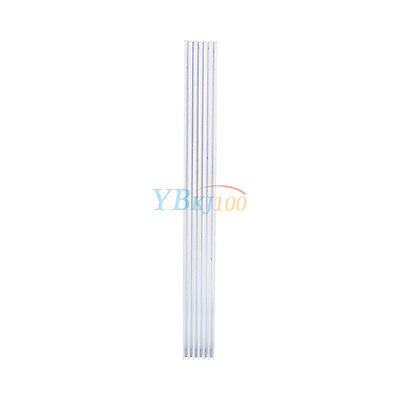 1pcs Aluminum Heatsink 300mm25mm10mm For Led Emitter Diodes High Power