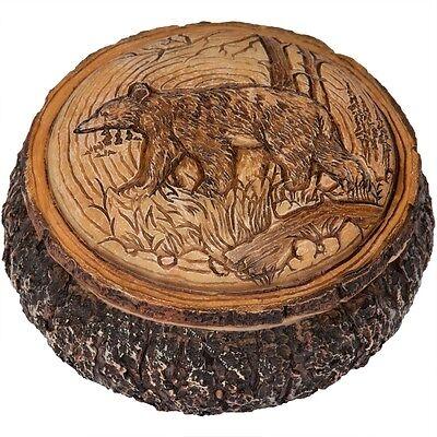 - Bear in the Trees Trinket Box