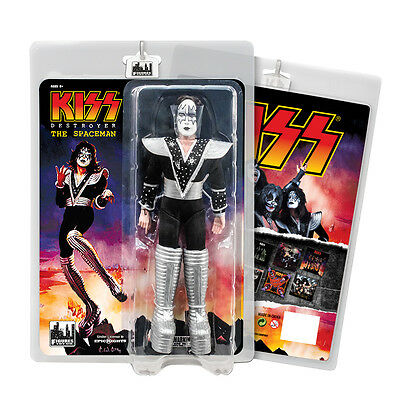 KISS 8 Inch Mego Style Action Figures Series Seven Destroyer: The Spaceman