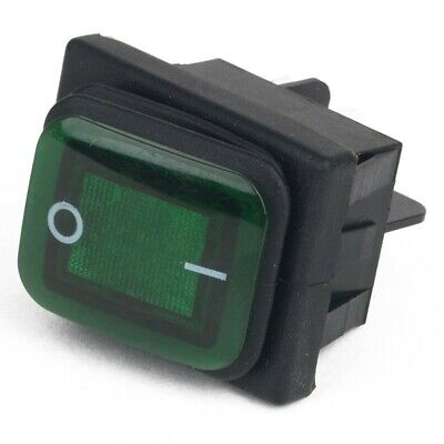 Car Parts - Switch With Light Auto Parts Fits For Many Car Motorcycle Boat Some Machine