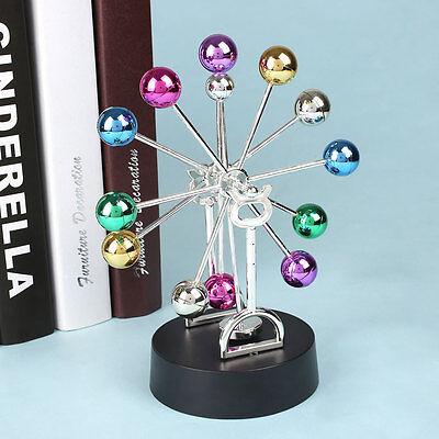 Newtons Cradle Fun Balance Balls Physics Pendulum Ferris Wheel Asteroid Decor