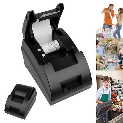 Usb Mini 58mm Posesc Thermal Dot Receipt Printer Set 384 Line W Roll Paper Ga