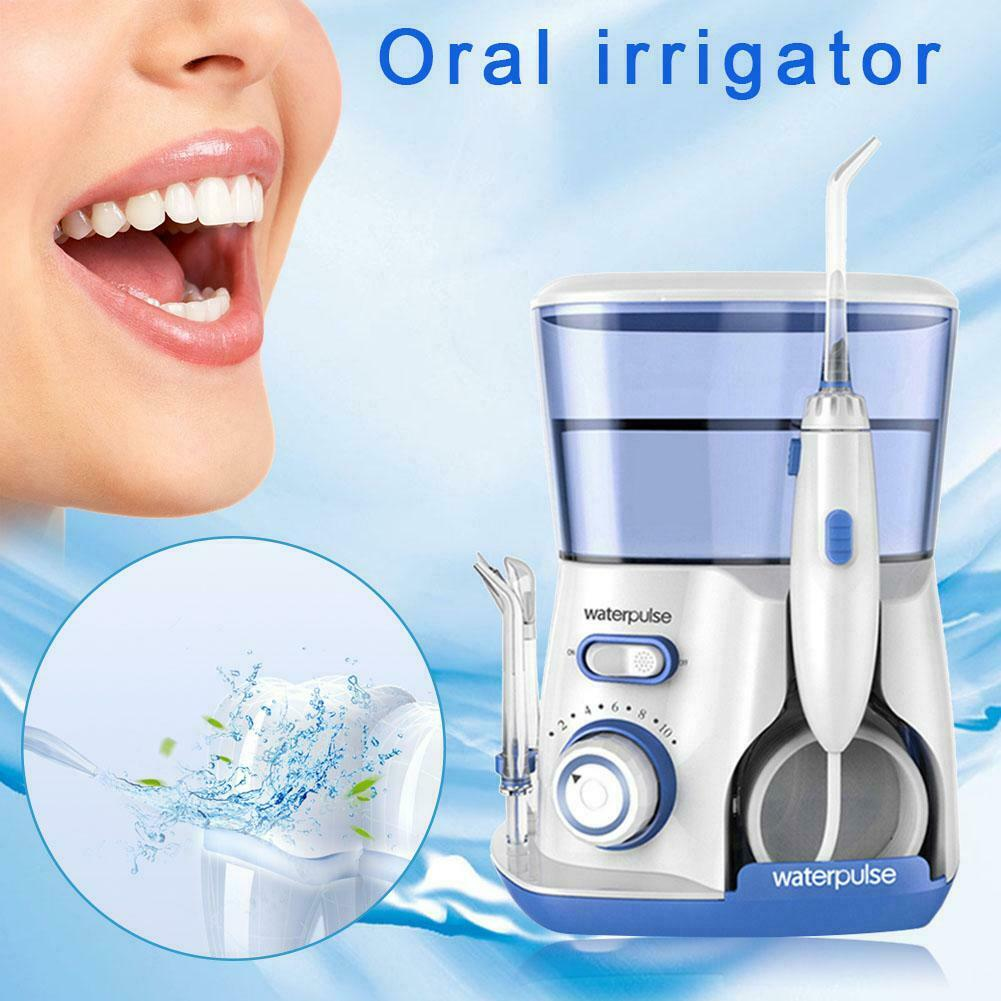 Home Water Jet Pick Flosser Oral Irrigator Teeth Cleaner Den