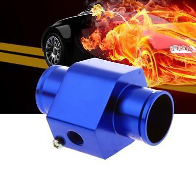 32MM Car Water Temperature Temp Sensors Gauge Radiator Hose Joint Pipe Adapter