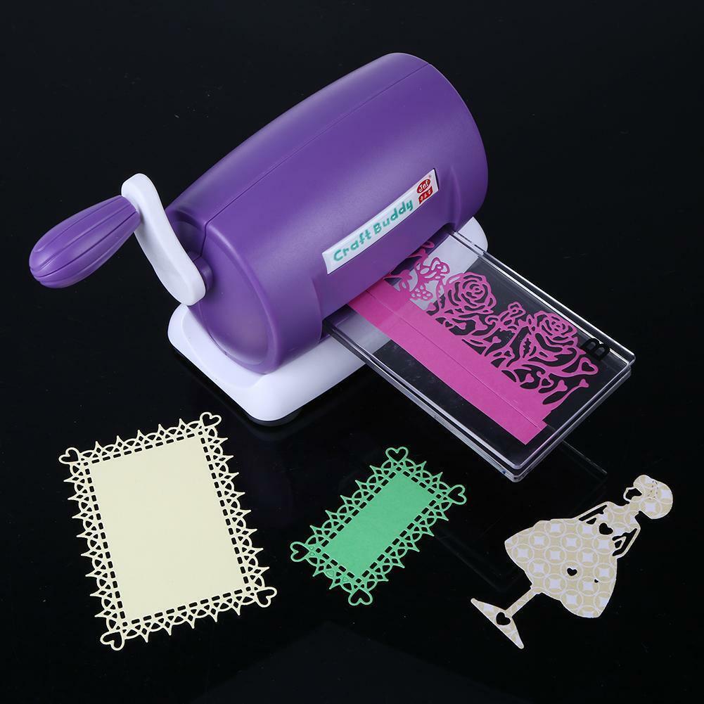 Die-Cut Machines For DIY Scrapbooking Cutter Piece Decor Embossing Paper Cutting