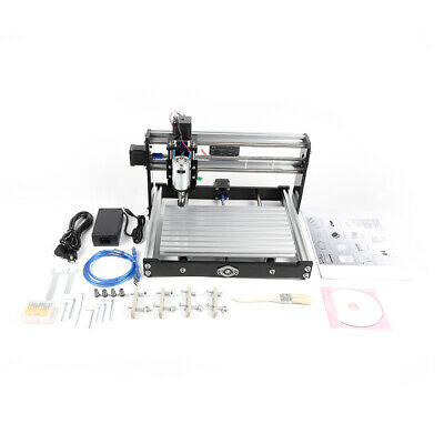 Cnc 3018 Pro Router Engraver 3 Axis Pcb Wood Engraving Mill Machine Grbl Control