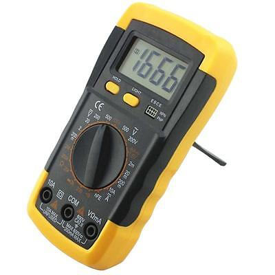 Accurate DIGITAL LCD VOLTMETWT MULTIMETWT Auto WIDE RANGE TESTWT AMMETWT WT