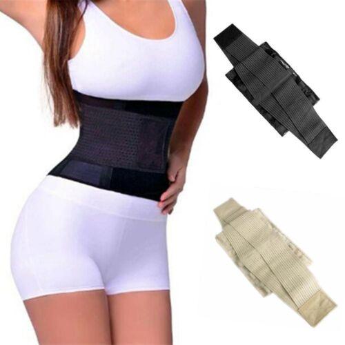fascia riduttora compressione Waist Trainer Slimming Belt Tummy Trimmer body
