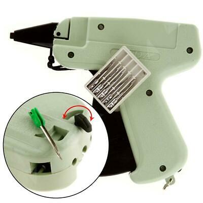 Hot Clothing Regular Garment Price Label Tag Tagging Gun Barb 5 Extra Needle Lj
