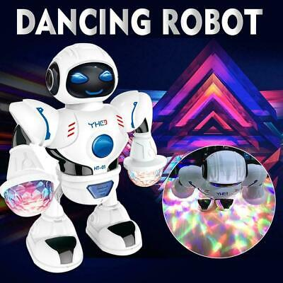 Christmas Gifts For 9 Year Old Boy (Toys For Boys Electric Robot Toddler 4 5 6 7 8 9 10 Year Age Old Kids Xmas)