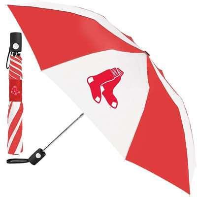 Boston Red Sox Umbrella - Auto (Boston Red Sox Umbrella)
