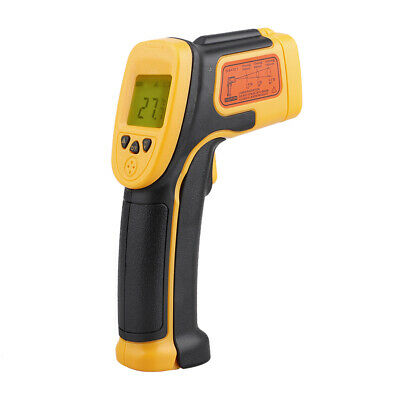 Lcd Digital Ir Laser Infrared Thermometer Gun Non-contact Temperature Meter New
