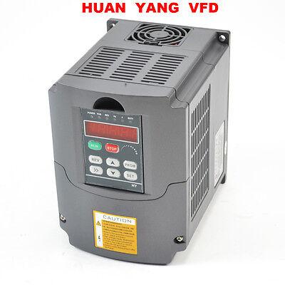 VFD 3KW 220V 4HP Inverter Frequenzumrichter Variable Frequency Driver Für CNC