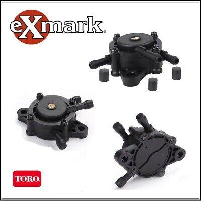 Exmark Lazer Z Fuel Pump Kohler Command Pro
