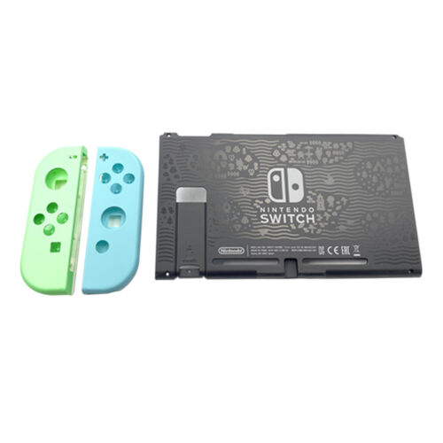 Replacement Housing Shell for Nintendo Switch Animal Crossing Console/Joy-Con