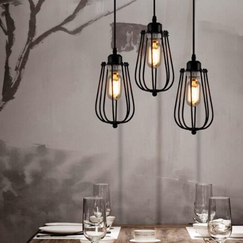 Modern design industrial diy metal ceiling lamp light for Edison bulb fixture diy