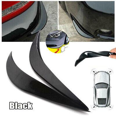 Auto Car Accessories Bumper Corner Guard Cover Anti Scratch Protector Sticker US