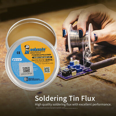 Mcn-uv50 High Quality Paste Flux Mechanic Pcb Bga Pga Smd Solder Grease