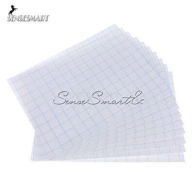 10pcs T-shirt Print Iron-on Heat Transfer Paper Sheets For Darklight Cloth New