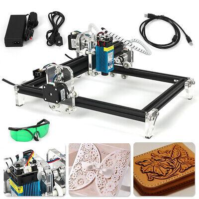 Carving Cutting Desktop Laser Engraver Diy Logo Picture Laser Engraver 500mw