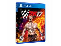 WWE 2K17 PS4 - Nearly New