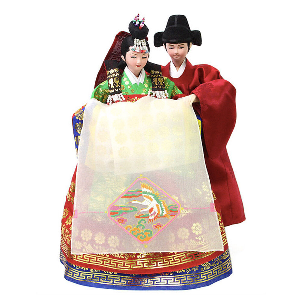 International Korean Hanbok Doll: Hana Amigurumi Crochet | Etsy | 1001x1001