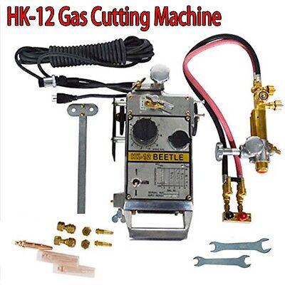 220v Torch Track Burner Portable Handle Gas Cutting Machine