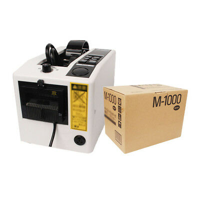 Automatic Tape Dispensers Adhesive Tape Cutter Packaging Machine 110v