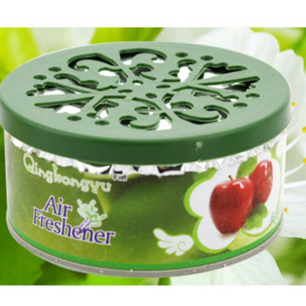 Indoor Car Bathroom Deodorizing Scent Air Fresher Fragrance Perfume E0I9