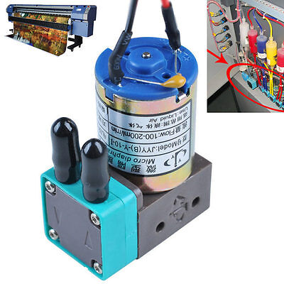 Jyy B-y-10-1 Ink Pump Dc 24v Small Micro Diaphragm For Inkjet Printer