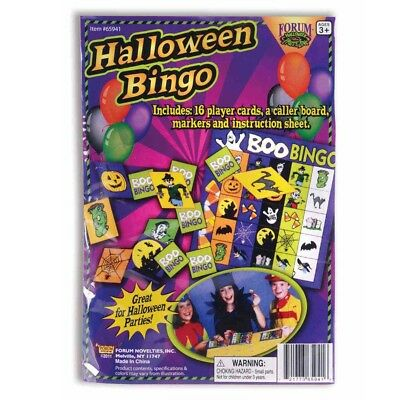 Halloween Bingo Game - Halloween Bingo Games