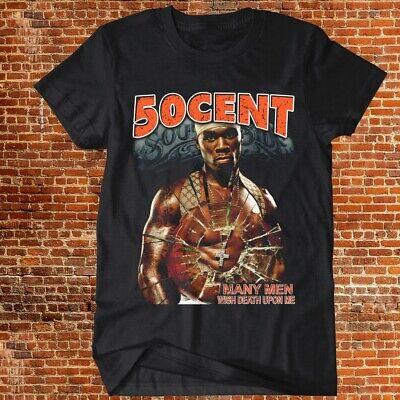 50 Cent Get Rich Or Die Tryin Vintage RAP Hip Hop R&B Repro