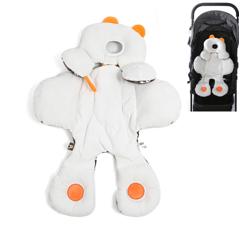 Baby Car Seat Head Support Pillow for Toddler Car Seat Cover Cushion Padding