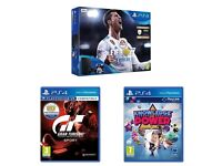PlayStation 4 slim bundle with fifa and more