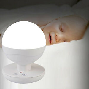 Portable Touch Dimmable LED Lights Children Bedside Table Lamps Night Light