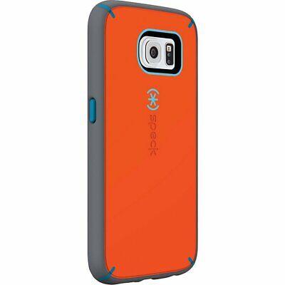 Speck Mightyshell Plus Faceplate Case Samsung Galaxy S6 Orange Blue Grey