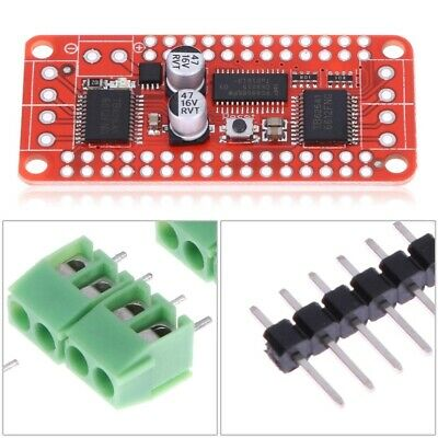 Pca9685 Tb6612 Dual Dc Stepper Motor Driver Controller Board For Arduino Feather