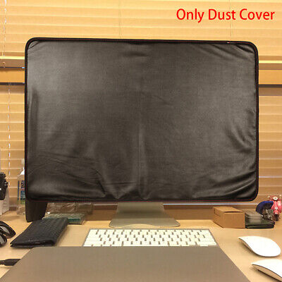 Screen Cover for iMac 21.5-27 inch Display Monitor LCD Dust Protector -BLACK -UK