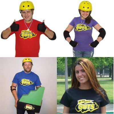 Guts Team T-Shirts (Choose Your Color) Costume Nickelodeon Global Do You Have It