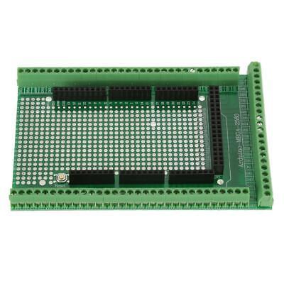 Mega-2560 R31 Prototype Screw Terminal Block Shield Board Kit High Quality Usa