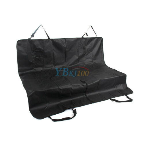 pet car back rear bench seat cover mat waterproof hammock
