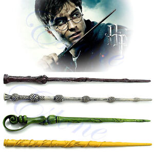 Harry-Potter-Magic-Wand-Collection-Wizard-LED-Wand-Deathly-Hallows-Hogwarts-Gift