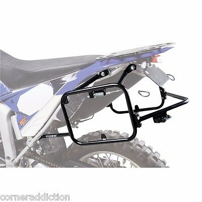 KAWASAKI KLR650 1987-2007Tusk Pannier Racks Dual Sport Adventure Motorcycle for sale  Dallas